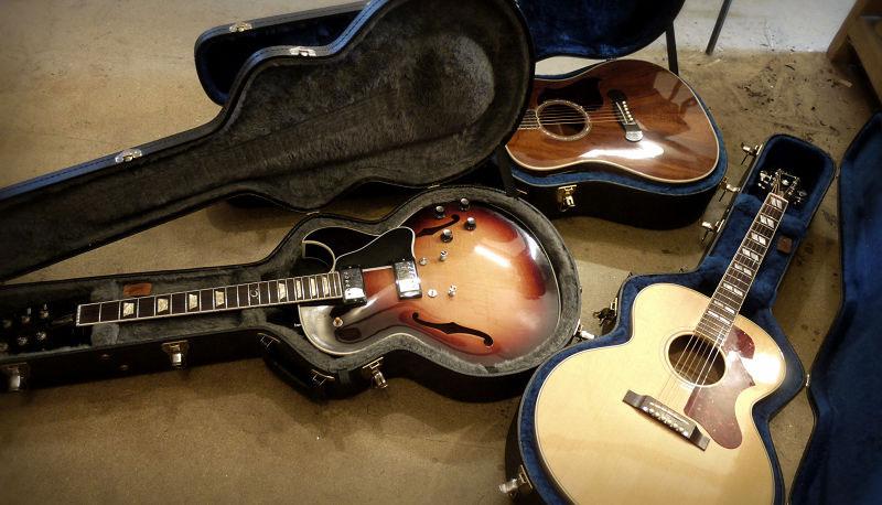 Three Gibsons