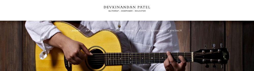 Dev's Website