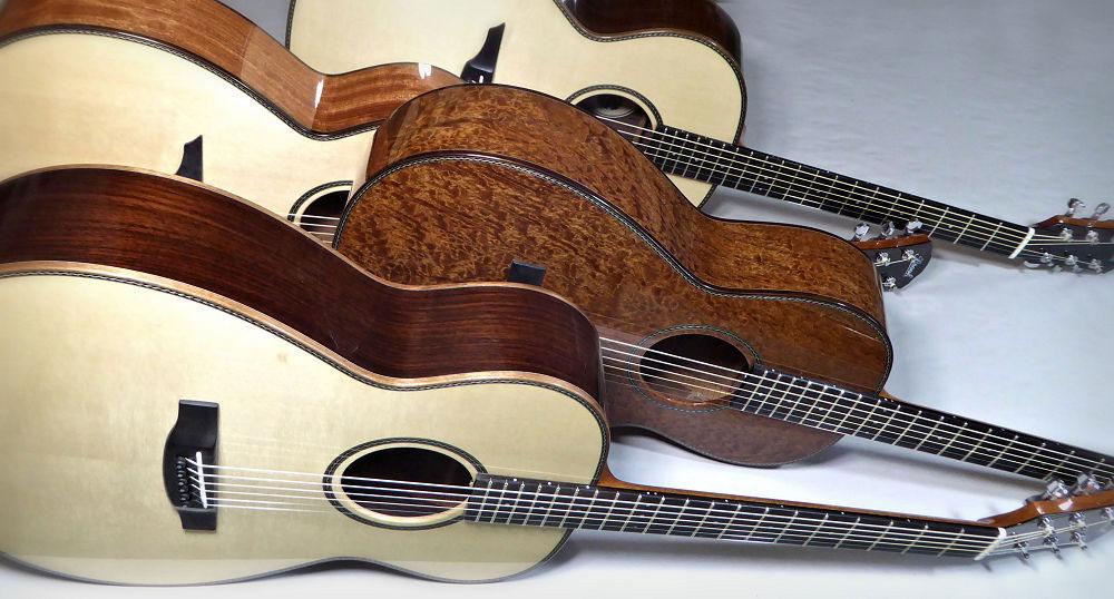 4 Brook Guitars 4 Coda Music