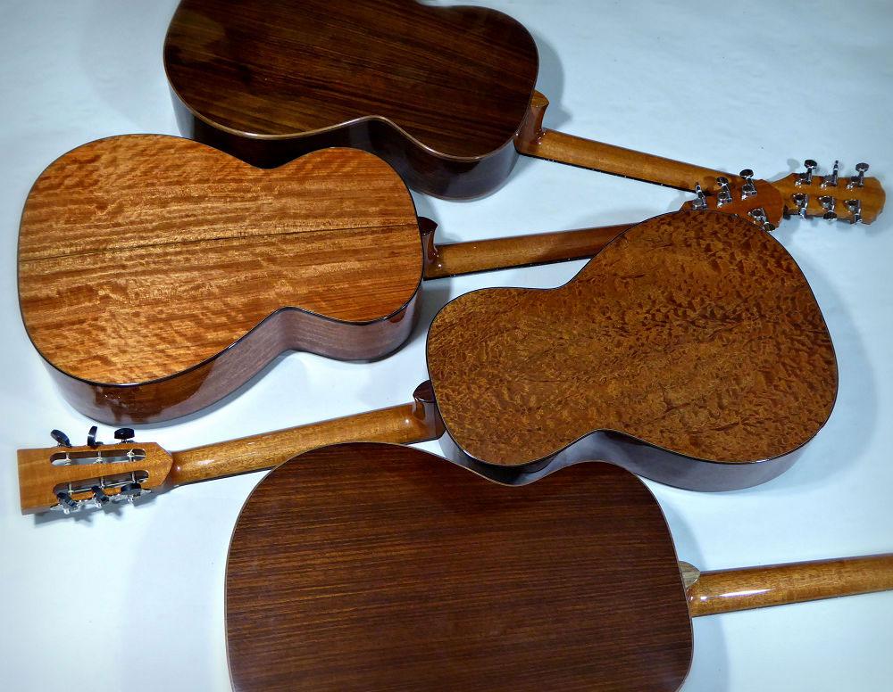 4 Brook Guitars