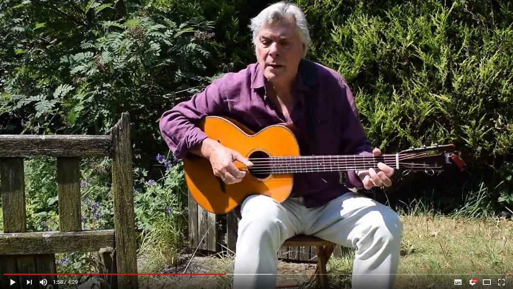 Steve Tilston Video