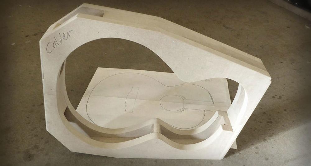 Brook Calder Mould