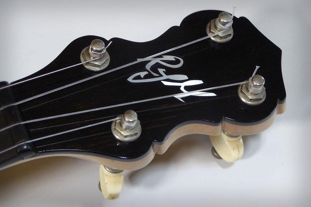 Jack's Brook Banjo Inlay