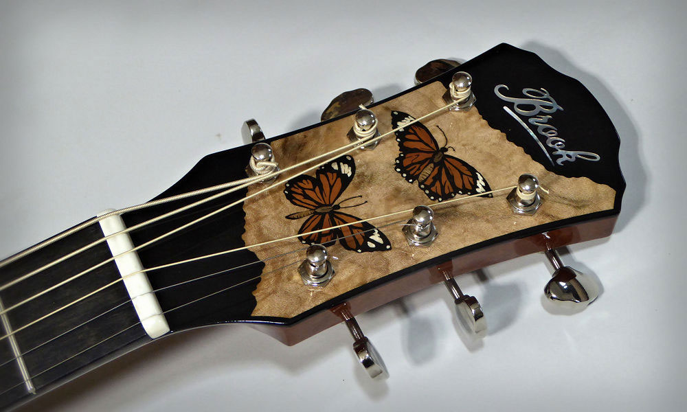 Jack's Brook Lyn Butterfly Inlay