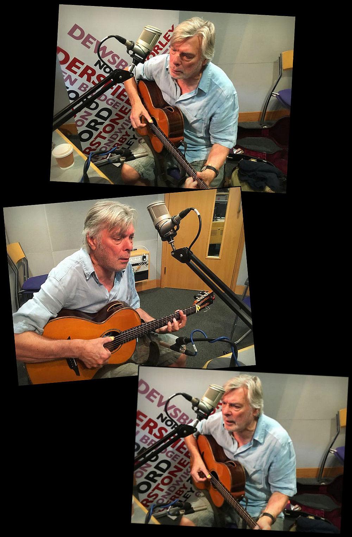 Steve Tilston at Radio Leeds