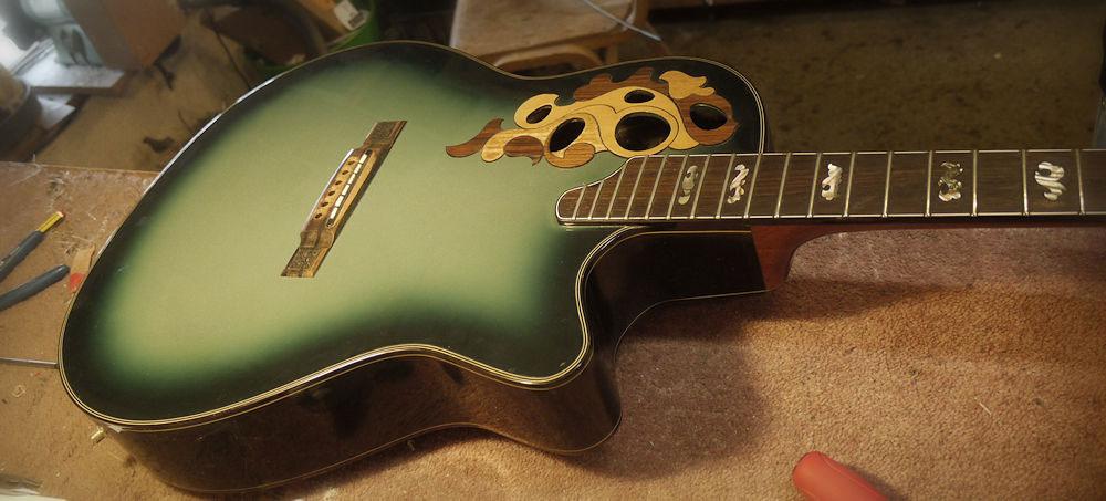 Washburn Green Thing