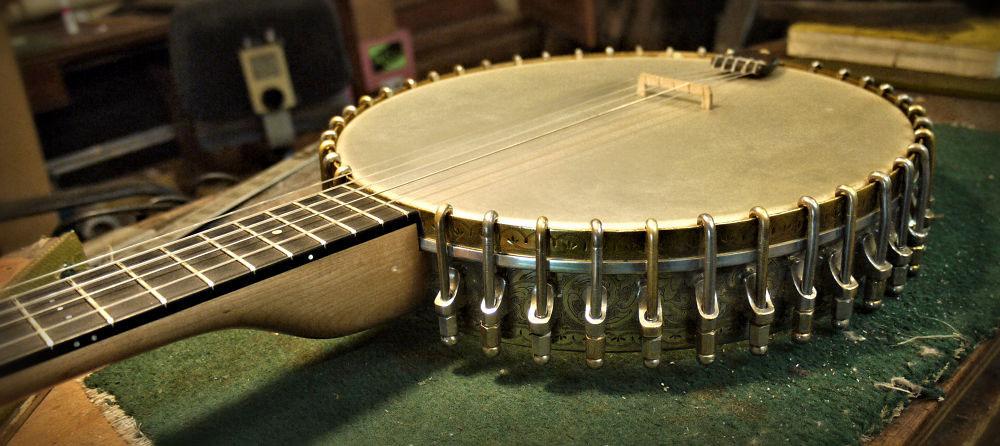 Rob Murch Banjo Complete
