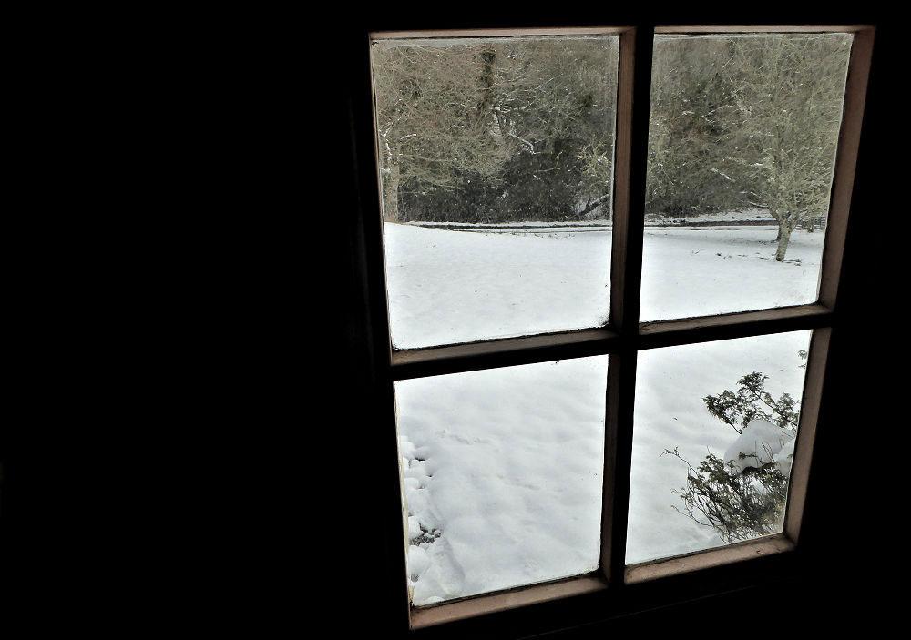 Brook Workshop Window