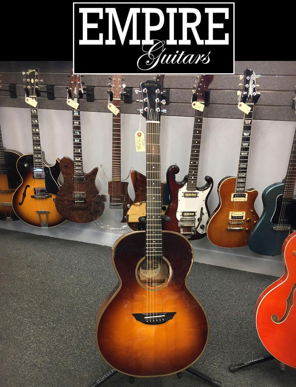 Empire Guitars Brook Tamar