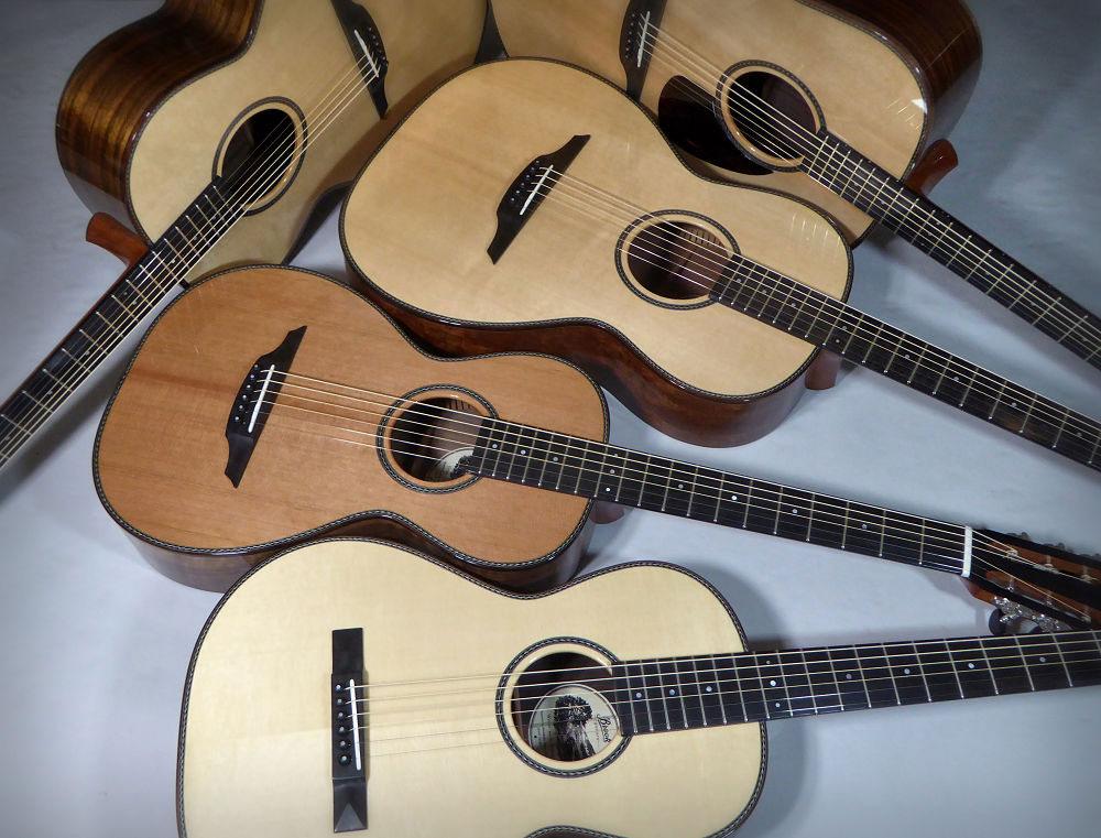 Five Brook Guitars