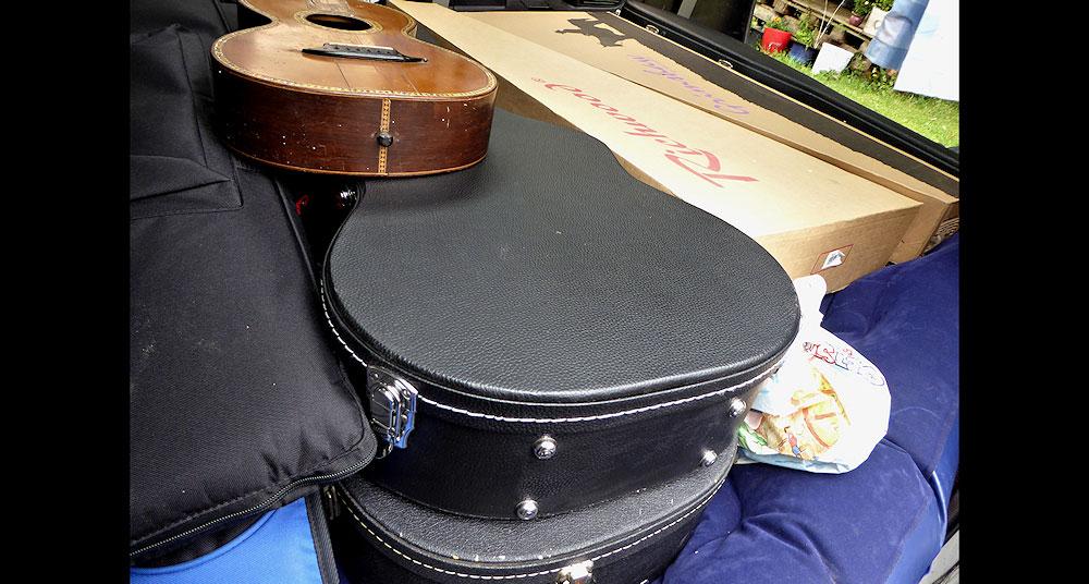 Brook Guitars Set Ups