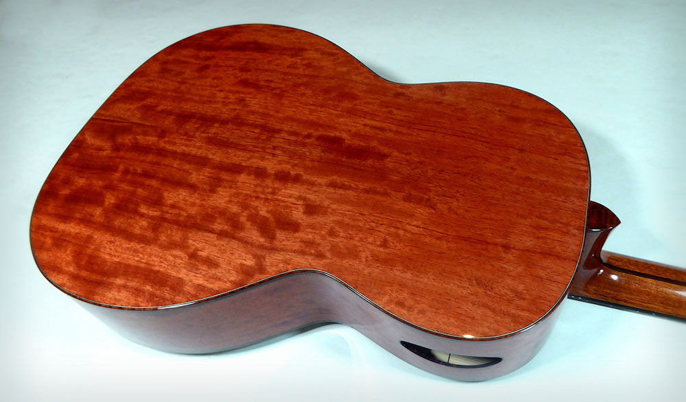 Bubinga Brook Guitars Lyn
