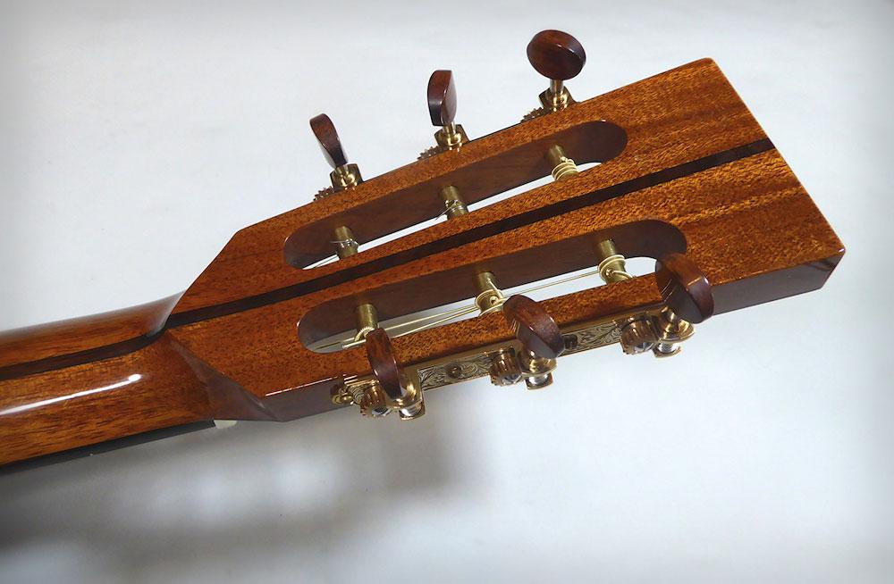 Brook Guitars Laminated Neck
