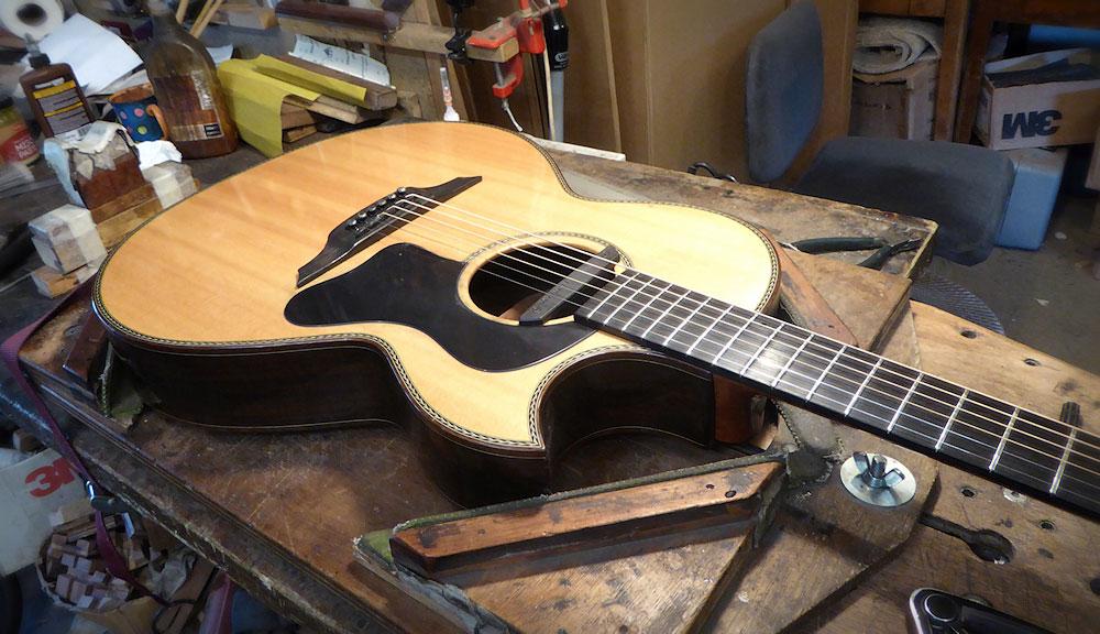 TV Brook Guitars Taw