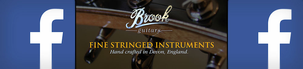 Brook Guitars Facebook Page