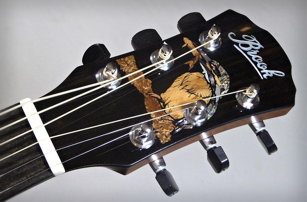 Brook Calder Kingfisher Inlay
