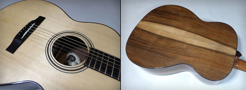 Brook Guitars Walnut Lamorna