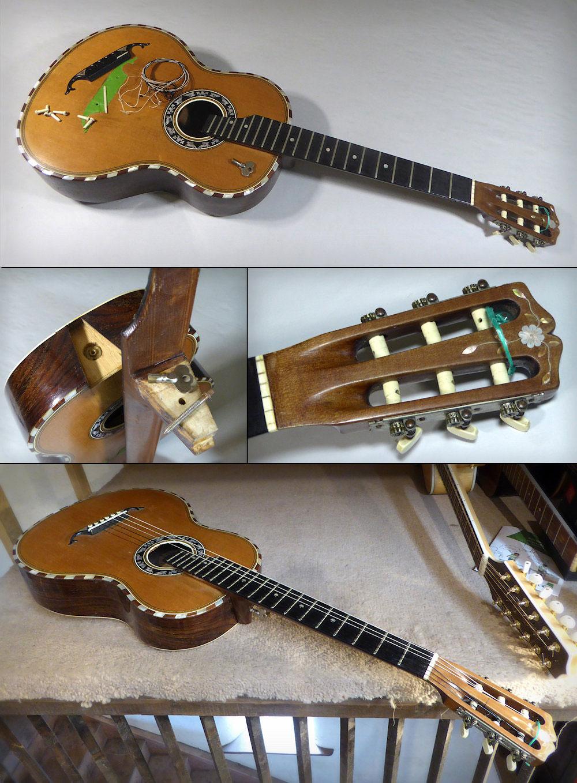 Vintage Guitar Repair