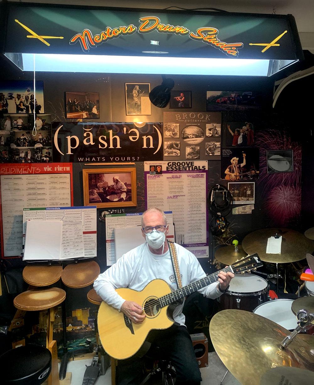 Pat's Drum Studio
