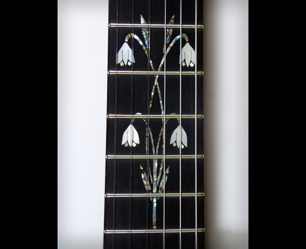 Snowdrop Inlay