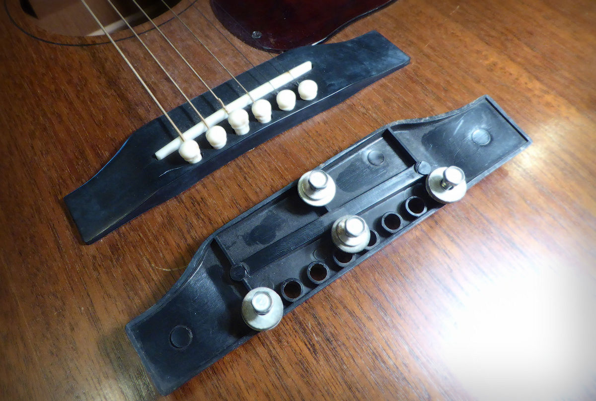 Gibson Plastic Bridge