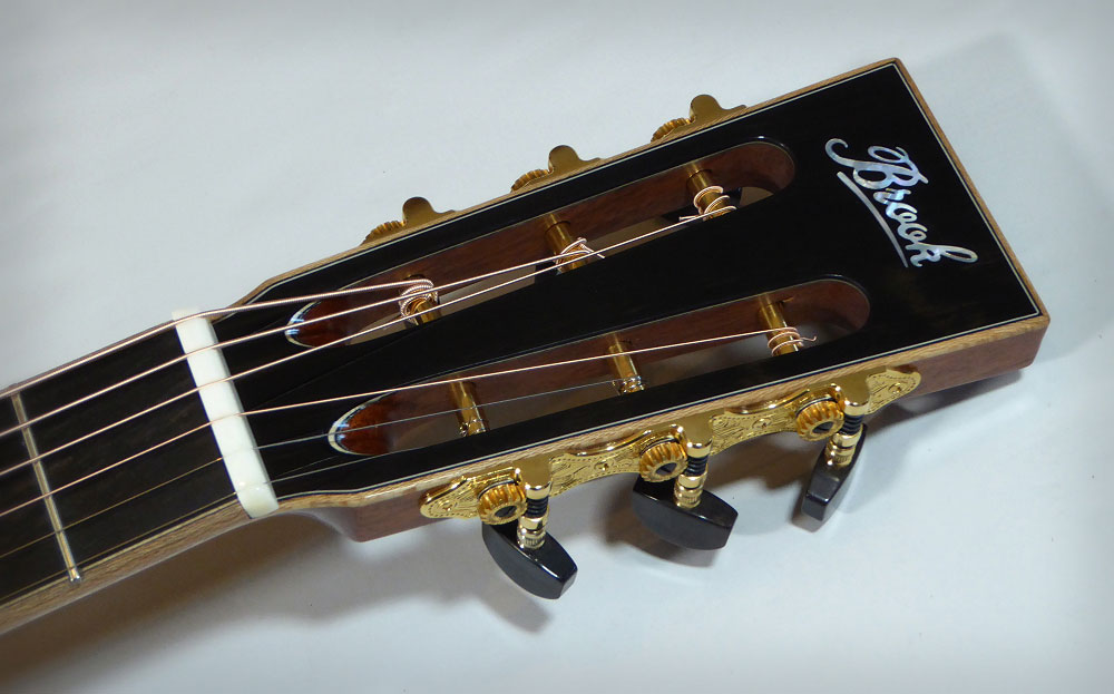 Brook Lyn Headstock