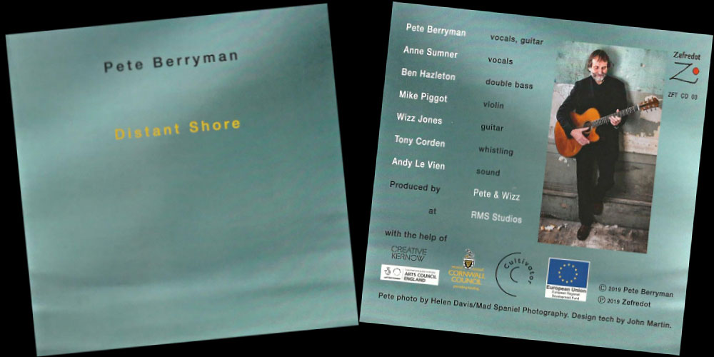Pete  Berryman Distant Shore