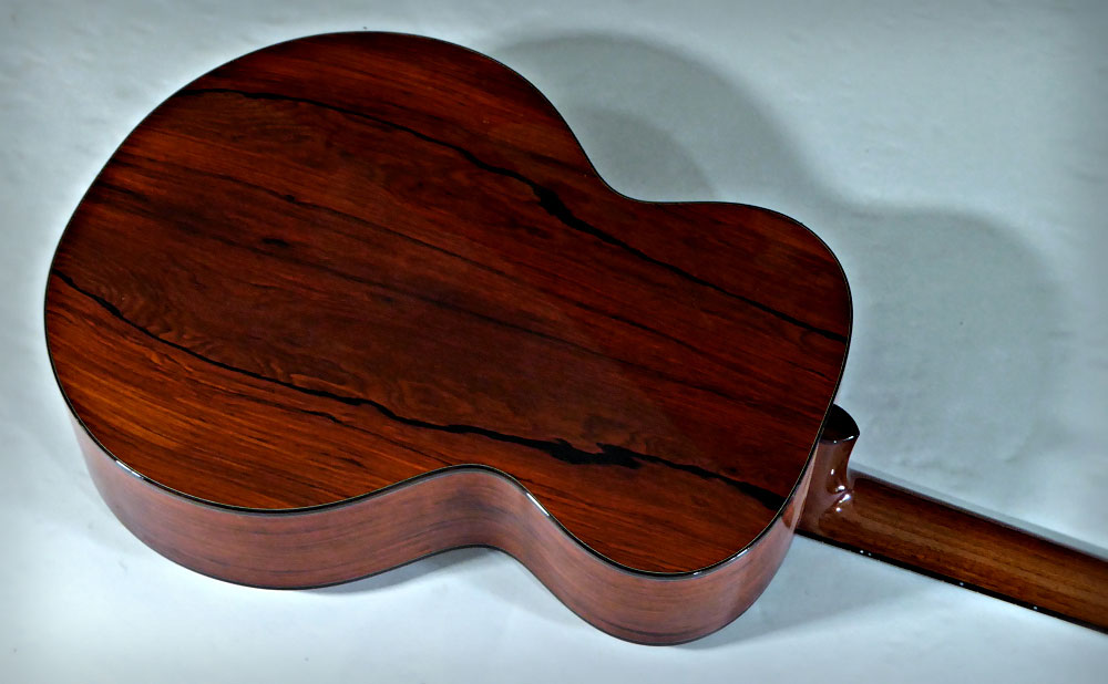 Cocobolo Back