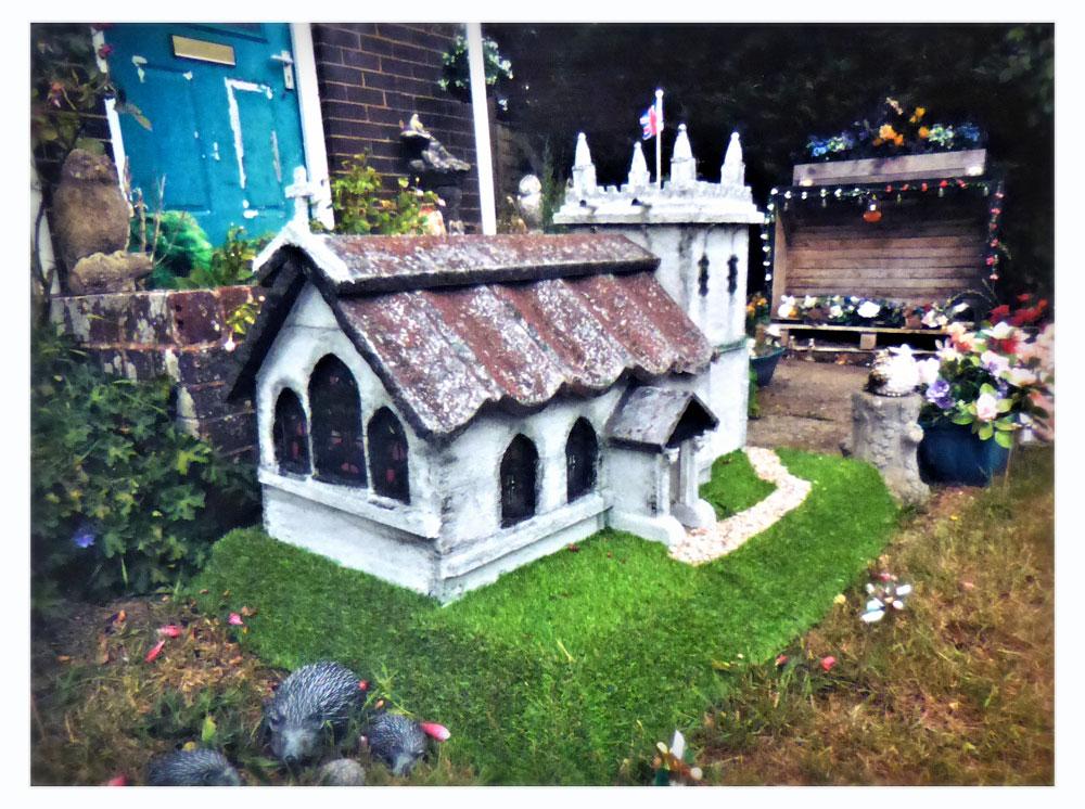 Dawn's Model Church
