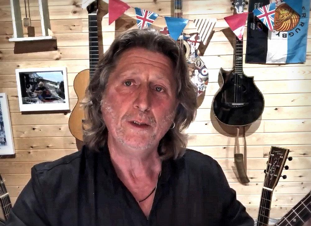 Steve Knightley Video