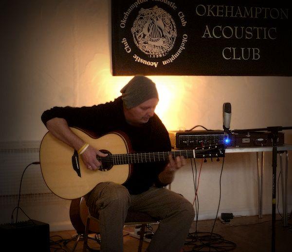 Martin Oakhampton acoustic