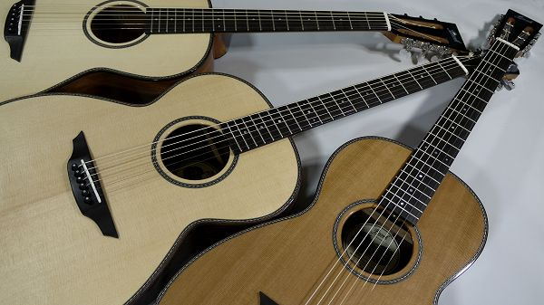 Three Brook Guitars for Ivor Mairants News Archive 2014-2012