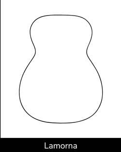 Brook Lamorna Guitar
