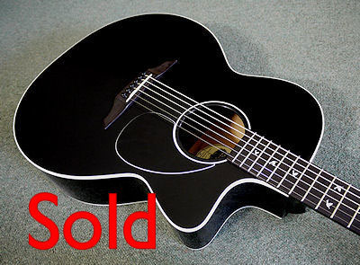 Brook Guitar Tavy sold