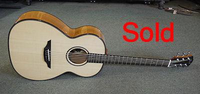 Brook Guitar Cherry Torridge sold
