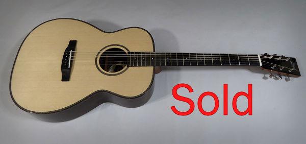 Brook OM Sold