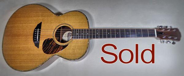 Cocobolo Tamar Sold