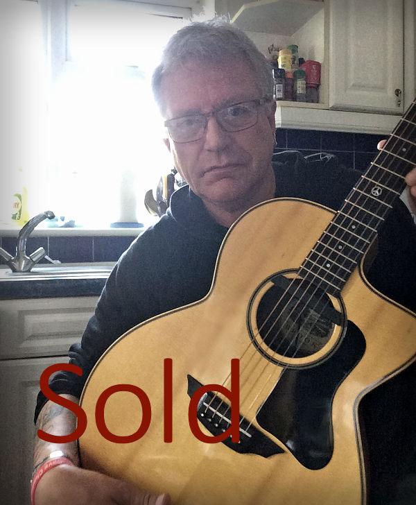 Robb Johnson's Tamar Sold