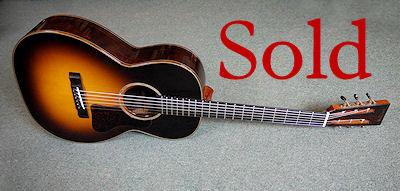 Brook Guitar Roger Lyn sold