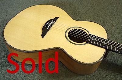 Brook Guitar Taw sold