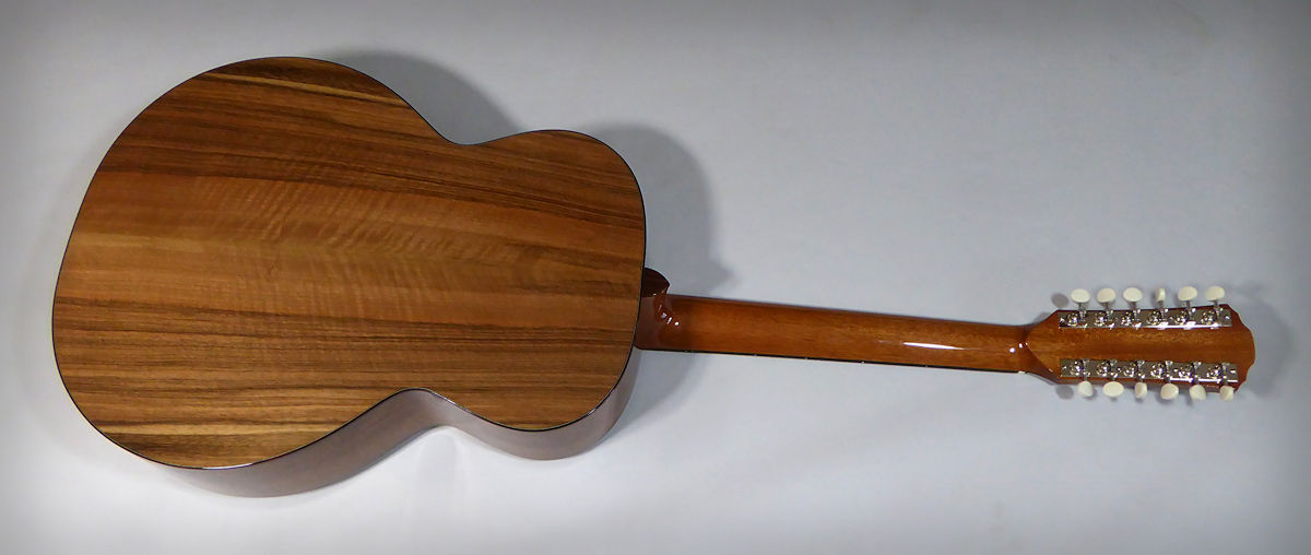 Brook 12 string walnut back