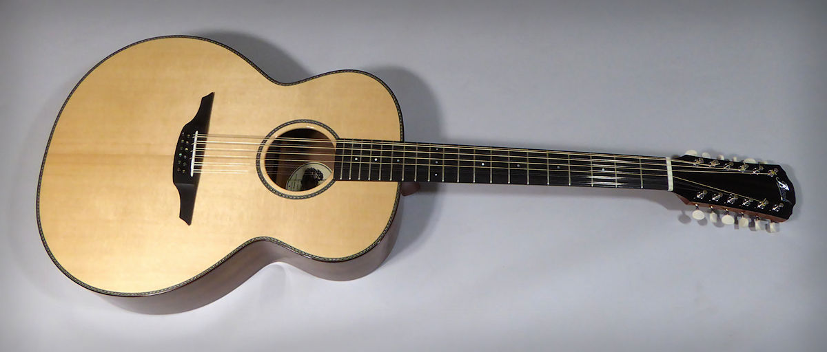 Brook 12 string Tavy