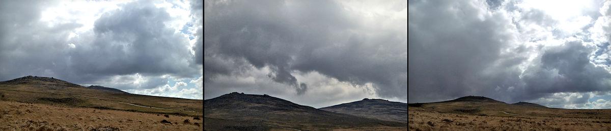 Three Dartmoor Shots